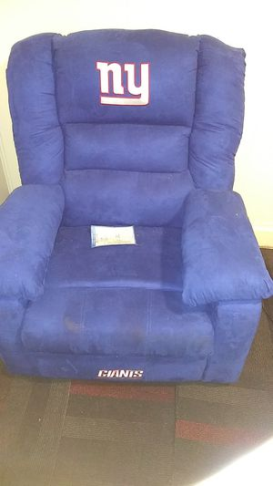 Brand new new york giants recliner for Sale in Jamestown, NY