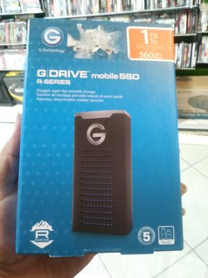 G drive ssd 1tb new for Sale in Philadelphia, PA