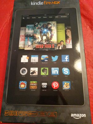 Brand new Kindle Fire HDX, in box, never used for Sale in Winter Park, FL