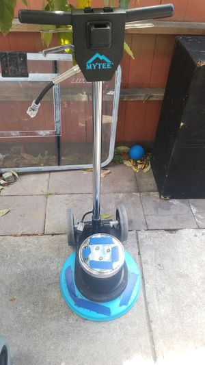Mute floor scrubber for Sale in Atherton, CA