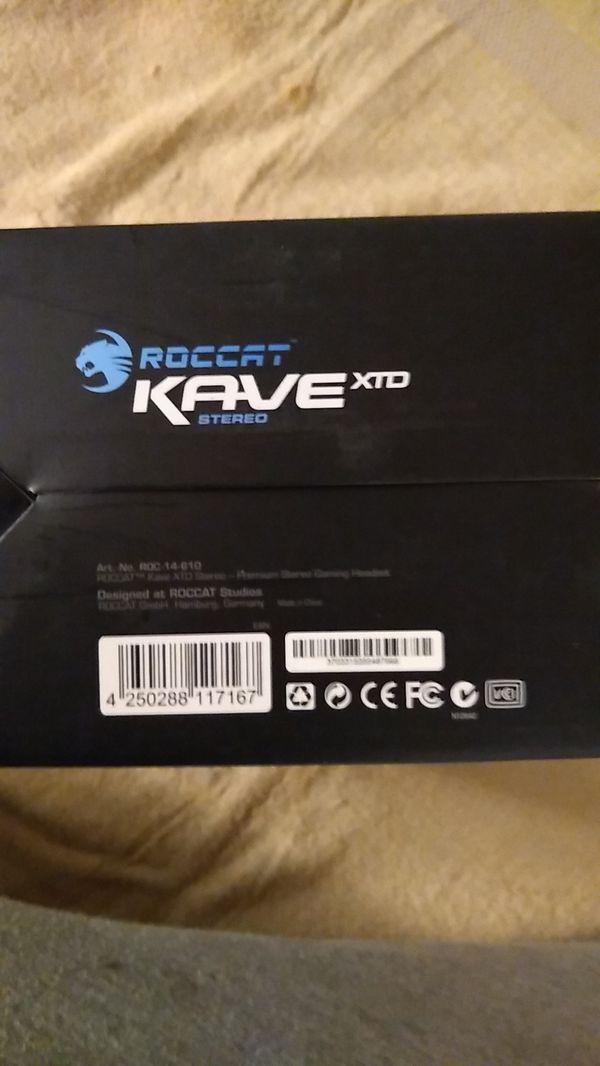 Roccat Have XTD Premium Gaming Headset