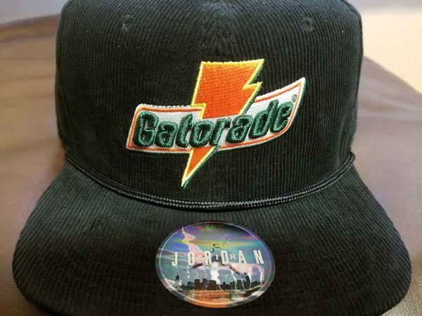Gatorade x Jordan snapback black snapback hat (Adult) for Sale in ... 4d8ba5aa241