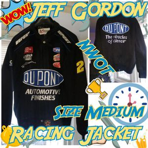 Jeff Gordon Racing Jacket Med. NWOT for Sale in Doubs, MD