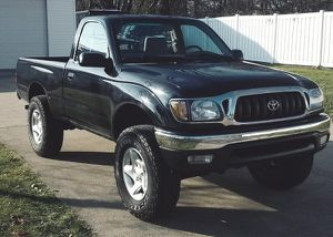 GOOD condition a must see TOYOTA TACOMA 2001 for Sale in Salt Lake City, UT