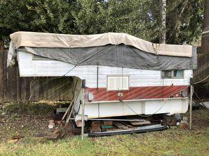 Vintage Caveman Camper for Sale in Bellevue, WA
