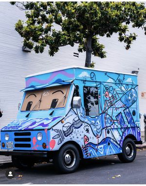 Step Van - Painted by Gianni Lee - make an offer! for Sale in Los Angeles, CA