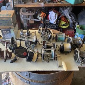 Fishing Reel Used Two New for Sale in Levittown, NY