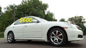 ✅✅✅LikeNew Urgent sale! Super2005 Infiniti G35 AWDWheelss⛔️⛔️⛔️❇️❇️!!,.,., for Sale in Vancouver, WA