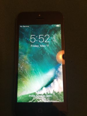 IPHONE 5 for Sale in Pittsburgh, PA