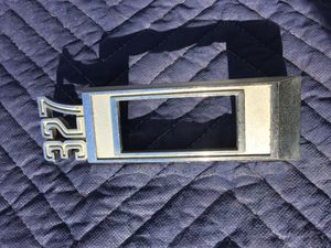 327 bel air biscayne impala side marker light emblem for Sale in Modesto, CA