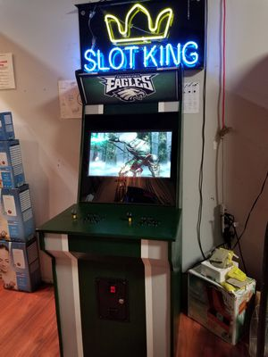 Full size arcade for Sale in Swedesboro, NJ