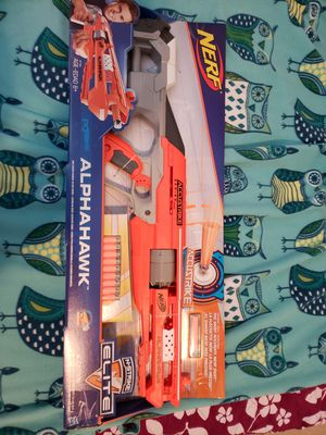 Nerf gun new in box for Sale in CANAL WNCHSTR, OH