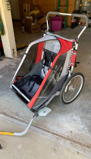 Chariot Cougar 2 bike trailer for Sale in Poway, CA