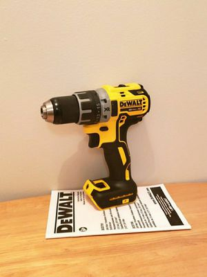 New Compact Drill Dewalt XR ONLY TOOL NO CHARGER OR BATTERIES FIRM PRICE for Sale in Woodbridge, VA