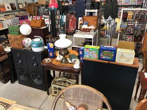 Open Warehouse - Vintage Signs, Vintage Toys, Vintage Signs, Furniture, Records, DVD's, VHS Tapes, Magazines/Books, Collectibles And So Much More! for Sale in Wilmington, NC