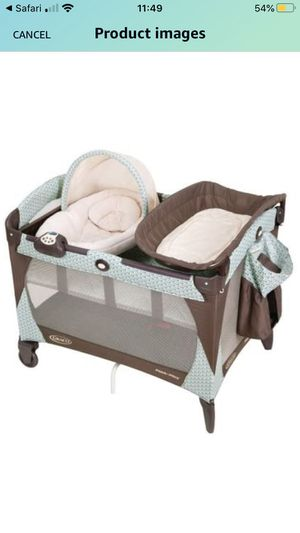 Graco playpen/ pack and play for Sale in Annapolis, MD