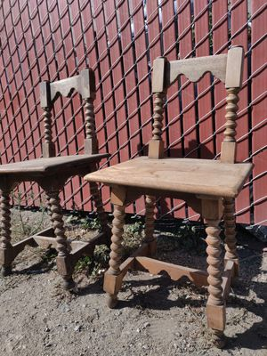 Friedman and co antique chair for Sale in Oakland, CA