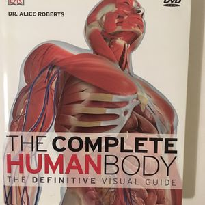 The Complete Human Body Hard copy Like New! for Sale in Ocean Shores, WA