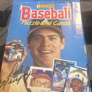 1988 Donruss Baseball Cards for Sale in Lake Elmo, MN