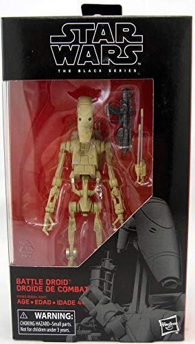 STAR WARS BLACK SERIES BATTLE DROID for Sale in Hawaiian Gardens, CA