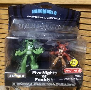 Five Nights at Freddy's Figures for Sale in Whittier, CA