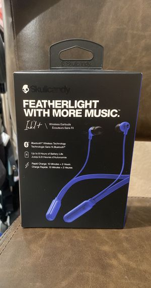 skullcandy wireless featherlight for Sale in Lighthouse Point, FL