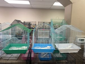 Bird cages starting at $14.99 for Sale in Hesperia, CA