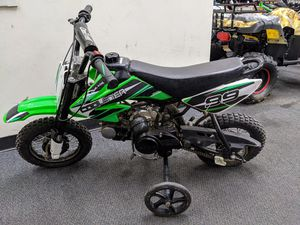 70cc Kid's Coolster Pre-owned Dirt Bike for Sale in Woodstock, GA