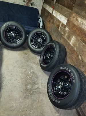 Goodyear Eagle GT's for Sale in New Britain, CT
