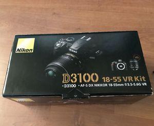 Nikon DSLR D3100 digital camera for Sale in Hesperia, CA