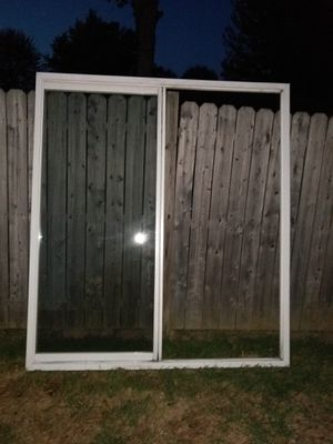 """Sliding glass door,70 """"1/2 by 79"""" for Sale in North Ridgeville, OH"""