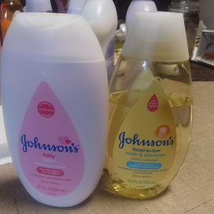 Baby Head To Toe Shampoo And Lotion for Sale in Blaine, TN