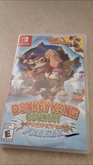 Donkey Kong Tropical Freeze for Sale in Manheim, PA