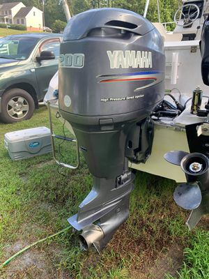 200 hp yahama outboard for Sale in Queens, NY