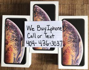 iPhone Xs 256gb for Sale in Atlanta, GA