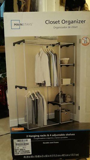 Closet organizer for Sale in Ceres, CA