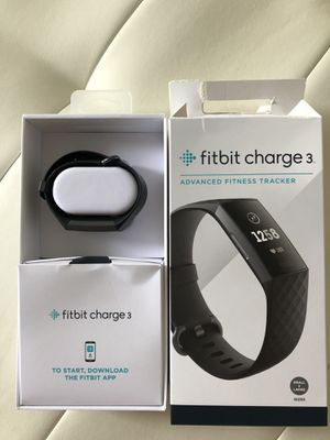 Fitbit Charge 3 for Sale in Orlando, FL