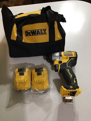 Dewalt 12v impact (contractor series) for Sale in Wichita, KS