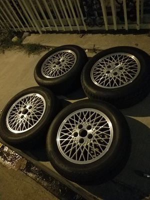 15s. Mesh. Jdm. 5x114. Toyota. Nissan 240. Toyota supra. Cressida for Sale in Los Angeles, CA