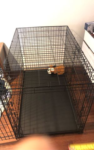 XL dog crate - great condition! for Sale in Seattle, WA