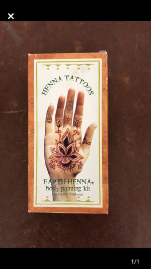 Henna tattoos for Sale in College Station, TX
