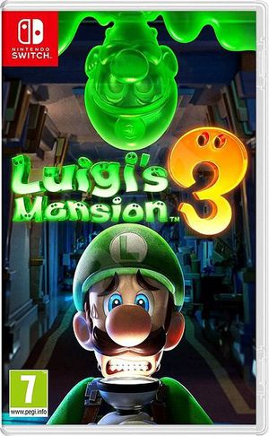 New Nintendo Switch Luigi mansion 3 for Sale in Miami, FL