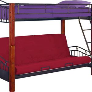 Black Metal Bunk Bed for Sale in Woodridge, IL