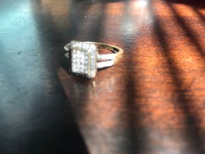 Diamond gold ring for Sale in Chillum, MD