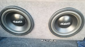 "2 MMATS PRO AUDIO 10"" P2.5 IN A SEALED BOX for Sale in Riverview, FL"