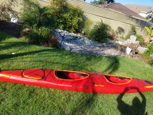 Sea Twin Hydra Kayak with rudder for Sale in Long Beach, CA
