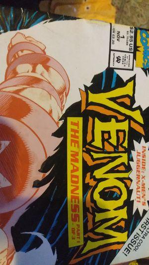 Marvel comics venom for Sale in Chandler, TX