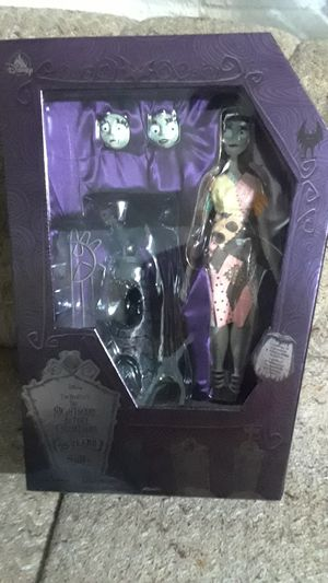 Limited Edition Sally Nightmare Before Christmas Doll for Sale in Chula Vista, CA