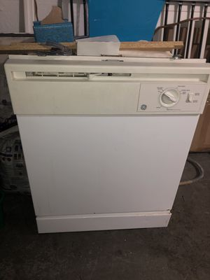 Dishwasher General Electric good condition for Sale in Winter Haven, FL