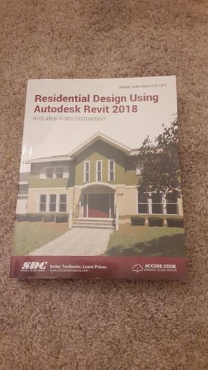 Residential design using Autodesk revit 2018 FREE SHIP for Sale in Hummelstown, PA
